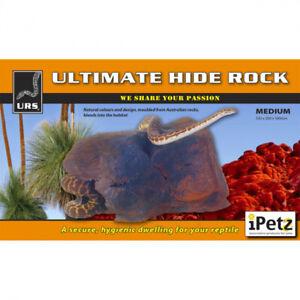 Urs Ultimate Hide Rock Reptile Hygienic Dwelling Medium