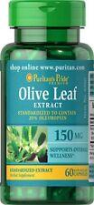 FOGLIA di oliva estratto standardizzato 150 mg x 60 Capsule OLEUROPEIN PREZZO INCREDIBILE