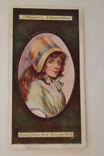 Vintage 1923 - John Player - Miniatures Card - Portrait of an Irish Girl