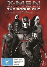 X-Men - Days Of Future Past (DVD, 2015, 2-Disc Set)