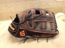 "Wilson 6-4-3 A12RS15 SP13 13"" Baseball Softball Glove Right Hand Throw"