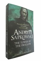 The Tower of the Swallow Andrzej Sapkowski Book The Witcher Series Fantasy New