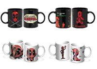 DEADPOOL MUG : Sword / Toy / Here Comes / Pixel - Tea Coffee Xmas Gift