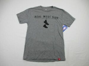 Sportiqe Short Sleeve Shirt Men's Gray New Multiple Sizes