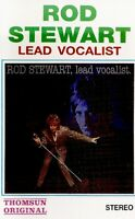 Rod Stewart .. Lead Vocalist. Import Cassette Tape