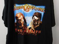 Vintage ICP Black The Wraith T Shirt XL Insane Clown Posse Juggalo Concert