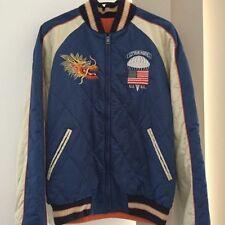 Ralph Lauren Reversible Souvenir Jacket RARE size M L 11b06a5769