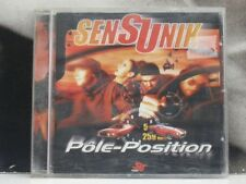 SENS UNIK - POLE POSITION CD COME NUOVO LIKE NEW