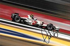 Anthony Davidson SIGNED F1 BAR-Honda 006 ,2004 GP 2004 Season Test Driver