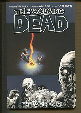 The Walking Dead Volume #9 - Here We Remain - TPB 2010 (Grade NM) WH