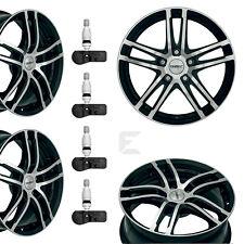 4x 16 Zoll Felgen + RDKS für Chevrolet Aveo, (4-Türer).. uvm. (T-87001109)