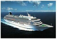 Crystal Harmony Crystal Cruise Lines Postcard