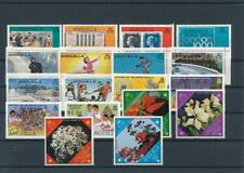 [G366537] Anguilla good lot of stamps very fine MNH