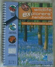 UsedVeryGood, Wildlife Explorers' Handbook: Ultimate Identification Guide, Barba