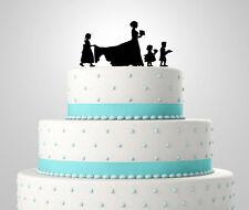Ring Bearer Wedding Cake Topper