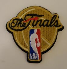NBA Patch Aufnäher The Finals ca. 7 x 7 cm