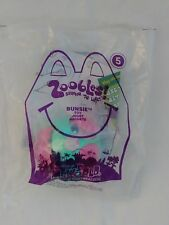 Happy Meal Zoobles Bunsie Toy 2011 Number 5