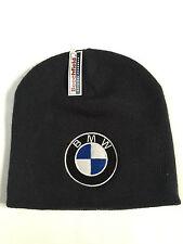 Embroidered  BMW logo Beanie Hat