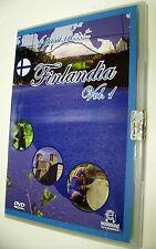 4 passi in FINLANDIA vol. 1  DVD Conoscere le Città del Mondo