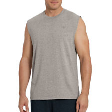 Champion Men's Classic Jersey Muscle Tee T0222 Oxford Gray 2xl