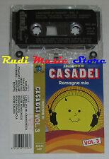 MC RAOUL CASADEI Romagna mia VOL 3 1986 italy DUCK D.K.G. 253 cd lp dvd vhs