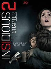 Insidious Chapter 2 New Region 2 DVD