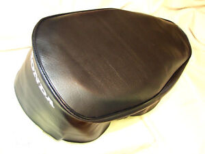 HONDA CD175 SEAT COVER WITH SEAT STRAP