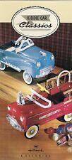 1993 HALLMARK KIDDIE CAR BROCHURE (1ST) NEW UNUSED MINT