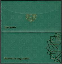 Maybank 2013 2 pcs Mint Raya Packet Ang Pow