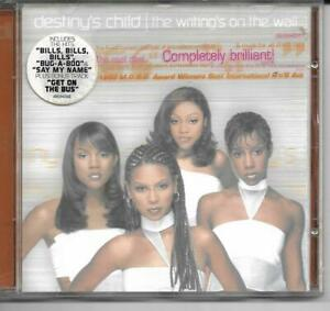 Destiny's Child The Writing's On The Wall CD ALbum