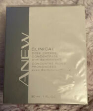 NEW Avon Anew Clinical Deep Crease Concentrate Bo-Hylurox 30 mL 1 oz Sealed