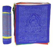 Medicine Buddha Tibetan Prayer Flags