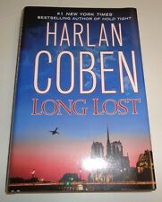 LONG LOST by Harlan Coben 2009 Hardcover New Book