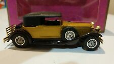 Matchbox Model of yesteryear,  y15 Packard Victoria with thick coach line, mib!!