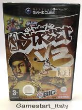NBA STREET V3 VOL. 3 - NINTENDO GAME CUBE - NUOVO SIGILLATO NEW SEALED PAL