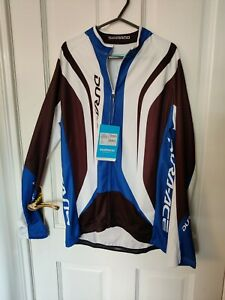 Shimano  Zip Up Jacket  Sz XL cycling