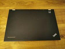 Notebook Lenovo ThinkPad T430s Intel Core i5 8GB RAM 1600x900 256GB SSD Backlit