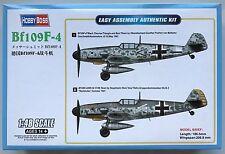 Hobbyboss 81749 Messerschmitt BF109F-4 1/48 Model Kit NIB