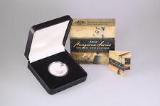 2013 RAM $1 Fine Silver Proof 1oz Kangaroo First Sighting - Box & COA