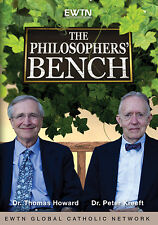 PHILOSOPHER'S BENCH* W/ Catholic philosophers Peter Kreeft and Thomas Howard DVD