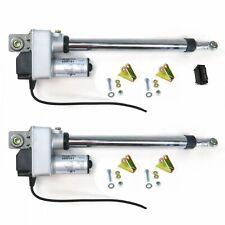 53-56 Ford Truck Power Tonneau Cover Kit w/ Switch AutoLoc AUT9D738D hot rod rat