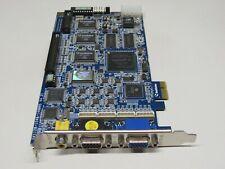 Geovision GV1120/1240/1480AS V4.21 PCIe x1 CCTV Video Capture Card VGA/TV-Out