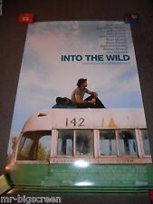 INTO THE WILD - ORIGINAL SS ROLLED POSTER - 2007