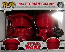 STAR WARS Praetorian Guards - Funko Pop! - 2 Pack - Limited