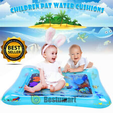 Inflatable Large Baby Water Mat Novelty Play for Kid Children Infants Tummy Time