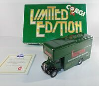 Corgi Diecast Boxed Model 97084 - Bedford Luton Van - Grattan Warehouses Ltd.