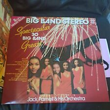 New listing 2 X Big Band Stereo Spectacular Jack Parnell Orchestra Mfp 1007 Vinyl Record Lp