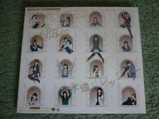 AKB48 - Eien Pressure CD Single - Type A (Regular Edition)