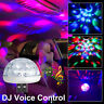 USB Car Atmosphere Sky Lamp Interior Ambient Star Light LED Projector Tool