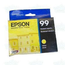 Genuine Epson 99 Yellow Artisan 837 835 800 730 725 710 (Retail Box)